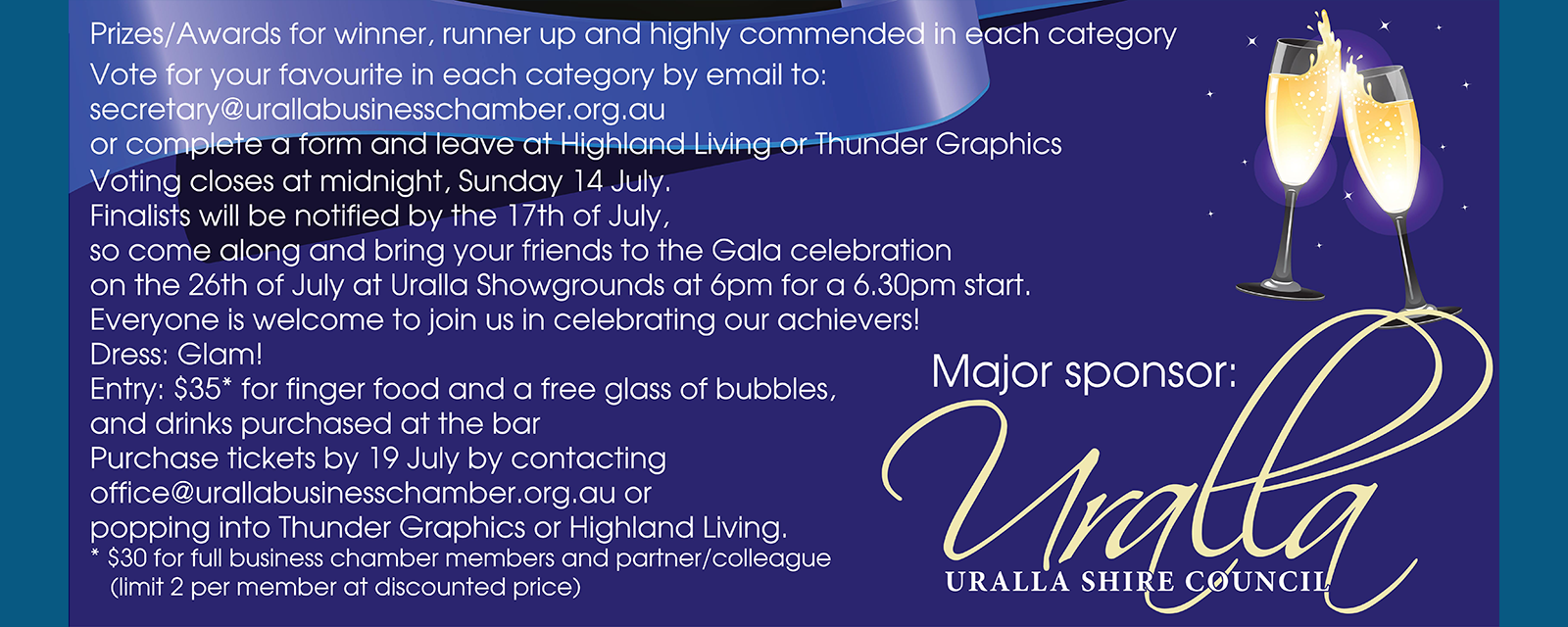 Gala Awards Night
