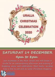 Uralla Christmas Carnival @ Uralla CBD - Bridge St and Hill St