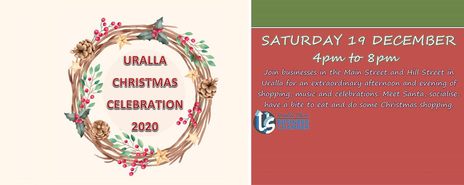 Uralla Christmas Carnival